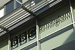 BBC Birmingham recording studios at the Mailbox shopping development Birmingham England