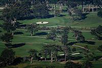 aerial photograph Olympic Golf Club, San Francisco, California