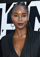 08 August 2018 - Beverly Hills, California - Damaris Lewis. Premiere Of Focus Features' &quot;BlacKkKlansman&quot; held at Samuel Goldwyn Theater. <br /> CAP/ADM/BT<br /> &copy;BT/ADM/Capital Pictures