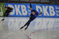 SPEEDSKATING: BERLIN: Sportforum Berlin, 27-01-2017, ISU World Cup, 1000m Ladies A Division, Heather Bergsma (USA), ©photo Martin de Jong