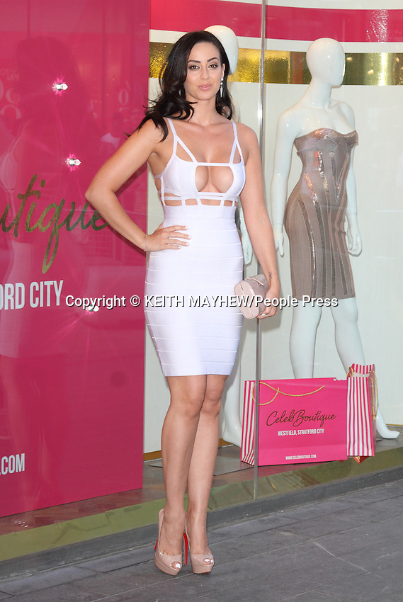 Celeb Boutique store launch party, at Westfield, Stratford, London - July 25th 2013<br /> <br /> Photo by Keith Mayhew