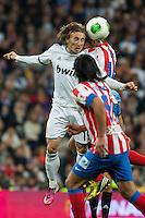 Modric header