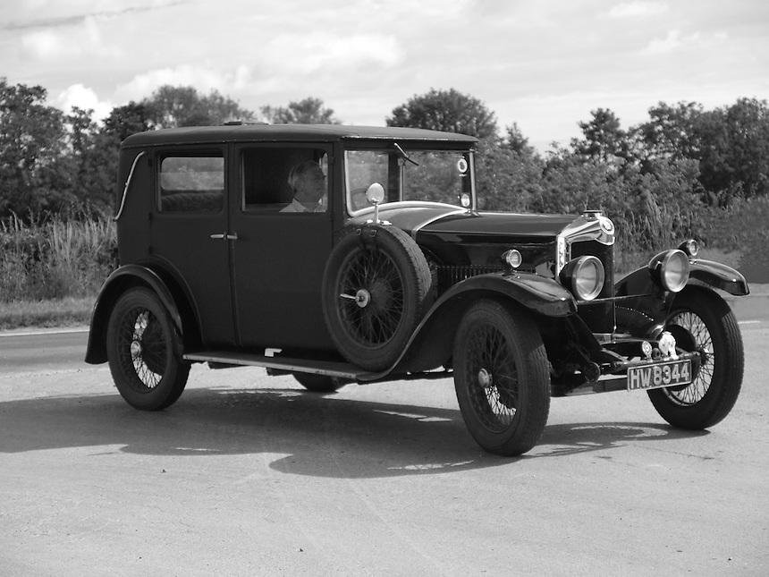 Crossley Saloon Cars - 1930