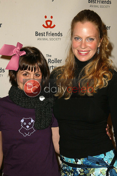 Sarah Bibb and Kristin Bauer<br /> at the 2005 Annual Lint Roller Party by Best Friends Animal Society, Hollywood Roosevelt Hotel, Hollywood, CA 05-06-05<br /> David Edwards/DailyCeleb.Com 818-249-4998