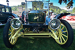 Stanley Steamer at the Coolest Car Show held on July 4th at Bond Park in downtown Estes Park, Colorado, Rocky Mountains