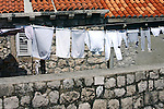 Laundry, Dubrovnik style