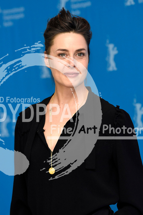 Susanne Wolff during the 'Return To Montauk' photocall at the 67th Berlin International Film Festival / Berlinale 2017 on February 15, 2017  in Berlin, Germany.