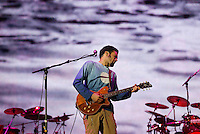 Ben Harper  and  Harper &  The Innocent Criminals performs at Rock in Rio Festival  29/05/2004