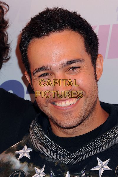 Pete Wentz, Fall Out Boy.at KIIS FM's Wango Tango 2013 held at The Home Depot Center, Carson, California, USA, 11th May 2013..arrivals portrait headshot smiling .CAP/ADM/BP.©Byron Purvis/AdMedia/Capital Pictures