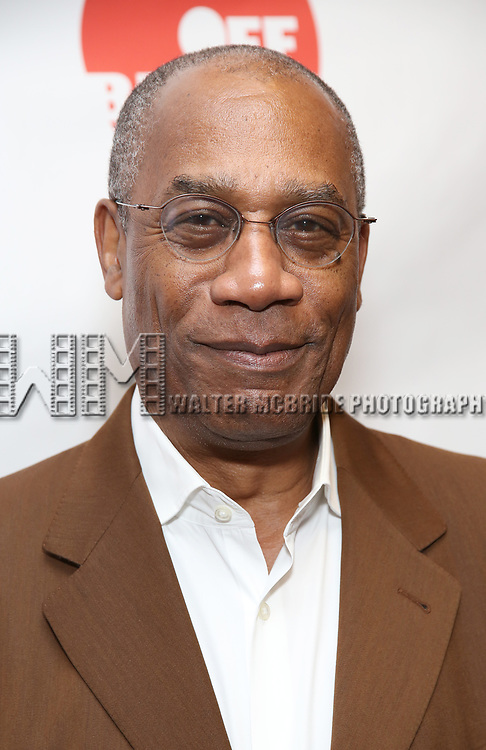 Joe Morton attends the 7th Annual Off Broadway Alliance Awards at Sardi's on June 20, 2017 in New York City.