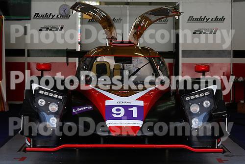 KUALA LUMPUR, MALAYSIA - May 28: Ollie Millroy of Great Britain (#91), Malaysia Championship Series Round 1 at Sepang International Circuit on May 28, 2016 in Kuala Lumpur, Malaysia. Photo by Peter Lim/PhotoDesk.com.my