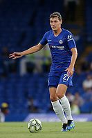 Andreas Christensen of Chelsea in action during Chelsea vs Lyon, International Champions Cup Football at Stamford Bridge on 7th August 2018