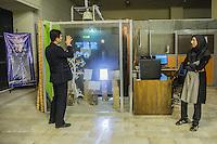 Start up di realtà aumentata , dall'Università di teheran Politecnico Gli ideatori e sviluppatori del progetto e della start up