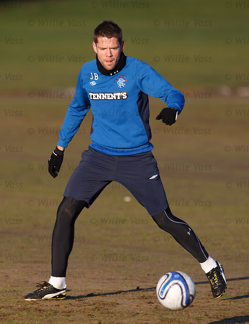 James Beattie fit for now