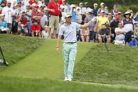 Justin Thomas (USA) tees off on the 4th hole during the final round of the 100th PGA Championship at Bellerive Country Club, St. Louis, Missouri, USA. 8/12/2018.<br /> Picture: Golffile.ie   Brian Spurlock<br /> <br /> All photo usage must carry mandatory copyright credit (© Golffile   Brian Spurlock)