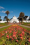Conservatory, Golden Gate Park, San Francisco, California, USA.  Photo copyright Lee Foster.  Photo # california108493
