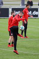 Ante Rebic (Eintracht Frankfurt) - 14.11.2017: Eintracht Frankfurt Training, Commerzbank Arena