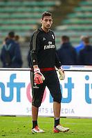 Gianluigi Donnarumma Milan, <br /> Bari 24-11-2015 Stadio San Nicola <br /> Football Calcio Trofeo San Nicola 2015 Bari - Milan<br /> Foto Cesare Purini / Insidefoto