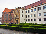Zamek Piastów Śląskich, Brzeg, Polska<br /> Silesian Piast residence, Brzeg, Poland