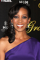 Shaun Robinson at the Alliance for Women in Media Foundation's 37th Annual Gracie National Awards at The Beverly Hilton Hotel on May 22, 2012 in Beverly Hills, California. © mpi28/MediaPunch Inc.