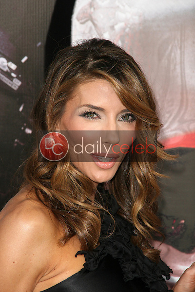 """Jennifer Flavin<br /> at the """"The Expendables"""" Film Screening, Chinese Theater, Hollywood, CA. 08--03-10<br /> David Edwards/Dailyceleb.com 818-249-4998"""