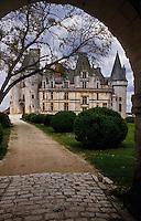 Europe/France/Poitou-Charentes/16/Charente/La Rochefoucauld: Château de La Rochefoucauld