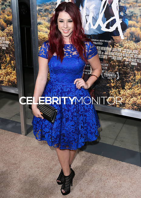 BEVERLY HILLS, CA, USA - NOVEMBER 19: Jillian Rose Reed arrives at the Los Angeles Premiere Of Fox Searchlight Pictures' 'Wild' held at the AMPAS Samuel Goldwyn Theater on November 19, 2014 in Beverly Hills, California, United States. (Photo by Xavier Collin/Celebrity Monitor)