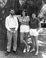 Date Unknown: Mike Kehoe, Dotty McCrea, Eileen Roche.