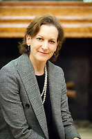 Anne Elizabeth Applebaum is an American journalist who is also a citizen of Poland. A winner of the Pulitzer Prize, she has written extensively about Marxism-Leninism and the development of civil society in Central and Eastern Europe. Premio Nonino 2019. Udie 26 geaio 2019. © Leoardo Cedamo