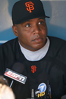 San Francisco Giants 2007