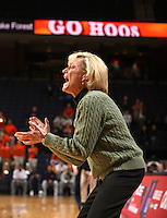 UVa women's basketball head coach Debbie Ryan.