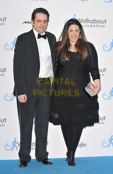 LONDON, ENGLAND - JUNE 27: guest &amp; Mary Katrantzou attend the Walkabout Foundation's Inaugural Gala, Natural History Museum, Cromwell Rd., on Saturday June 27, 2015 in London, England, UK. <br /> CAP/CAN<br /> &copy;Can Nguyen/Capital Pictures