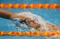 Kane Follows, 200m Backstroke. AON Swimming New Zealand National Open Swimming Championships, National Aquatic Centre, Auckland, New Zealand, Monday 2nd July 2018. Photo: Simon Watts/www.bwmedia.co.nz