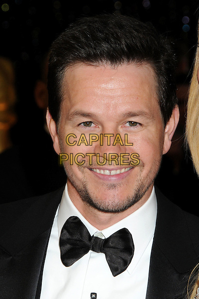 MARK WAHLBERG .83rd Annual Academy Awards - Arrivals held at the Kodak Theatre, Hollywood, California, USA, 27th February 2011..oscars portrait headshot black bow tie smiling beard facial hair .CAP/ADM/BP.©Byron Purvis/AdMedia/Capital Pictures.