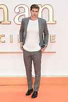 Toby Huntington-Whiteley at the world premiere for &quot;Kingsman: The Golden Circle&quot; at the Odeon and Cineworld Leicester Square, London, UK. <br /> 18 September  2017<br /> Picture: Steve Vas/Featureflash/SilverHub 0208 004 5359 sales@silverhubmedia.com