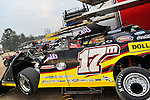 Feb 11, 2010; 4:53:06 PM; Barberville, FL., USA; The UNOH sponsored World of Outlaws event running the 39th Annual DIRTCar Nationals at Volusia Speedway Park.  Mandatory Credit: (thesportswire.net)