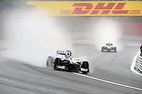 F1 GP of Brazil, Sao Paulo - Interlagos 05.- 07. Nov. 2010.Nico Huelkenberg (GER), Williams F1 Team ...Picture: Hasan Bratic/Universal News And Sport (Europe) 6 November 2010.