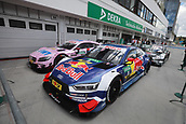 June 17th 2017, Hunaroring, Budapest, Hungary; DTM Motor racing series;  5 Mattias Ekstršm (SWE, Audi Team Abt, Audi RS5 DTM)