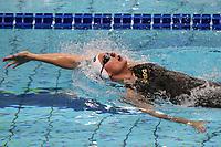 Margherita Panziera AQUA CENTURIONS Women's 200m Backstroke<br /> Napoli 12-10-2019 Piscina Felice Scandone <br /> ISL International Swimming League <br /> Photo Cesare Purini/Deepbluemedia/Insidefoto