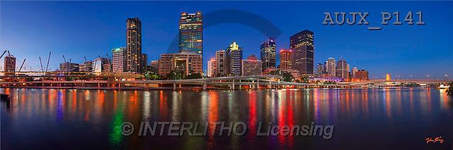 Dr. Xiong, LANDSCAPES, panoramic, photos, Brisbane, Australia(AUJXP141,#L#)