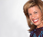 Hoda Kotb attending the Broadway Opening Night Performance After Party for 'Scandalous The Musical' at the Neil Simon Theatre in New York City on 11/15/2012