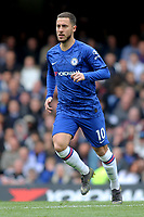 Eden Hazard of Chelsea during Chelsea vs Watford, Premier League Football at Stamford Bridge on 5th May 2019