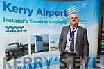 John Mulhern, the new manager of Kerry Airport