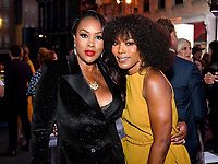 BEVERLY HILLS - AUGUST 7: Vivica A. Fox and Angela Bassett attend the FOX 2019 Summer TCA All-Star Party on New York Street on the FOX Studios lot on August 7, 2019 in Los Angeles, California. (Photo by Vince Bucci/FOX/PictureGroup)