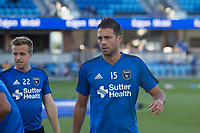 San Jose Earthquakes vs San Francisco Deltas , June 14, 2017