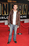 "HOLLYWOOD, CA. - April 26: Dane Cook arrives at the ""Iron Man 2"" World Premiere held at the El Capitan Theatre on April 26, 2010 in Hollywood, California."