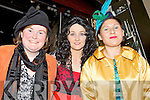 DRAMA: Some of the cast of the new play which will take place at the CYMS in Killorglin, l-r: Edel Conway (Miss Anna Brazil), Maura Moriarty (Molly), Hazel Devane (Mrs Morris).