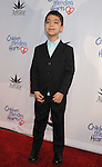 HOLLYWOOD, CA. - April 16: Ethan Bortnick arrives at the Children Mending Hearts Third Annual Peace Please Gala at the Music Box Henry Fonda Theatre on April 16, 2010 in Hollywood, California.