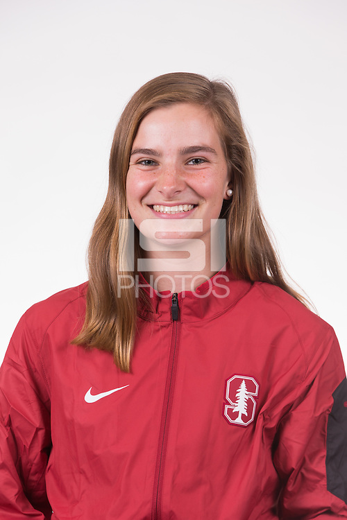 STANFORD, CA - OCTOBER 7, 2016: Stanford Women's Lightweight Rowing Portraits.