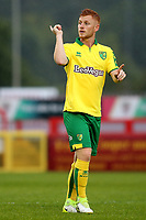 Harrison Reed of Norwich City during Stevenage vs Norwich City, Friendly Match Football at the Lamex Stadium on 11th July 2017